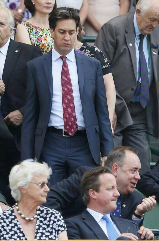 This is one of my favourite #Wimbledon photos. https://t.co/7foxwowK4H