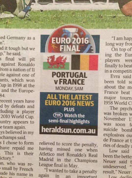 Португалия - Франция. Последний день Евро. Как это было - изображение 43