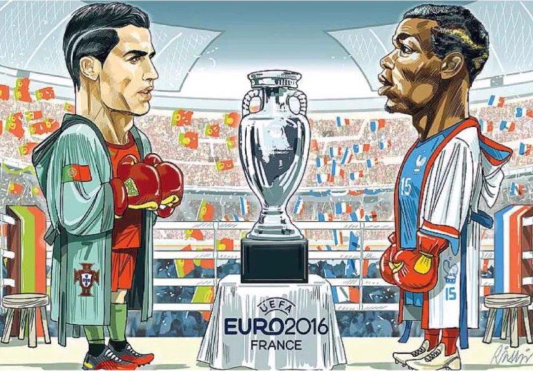 Португалия - Франция. Последний день Евро. Как это было - изображение 45