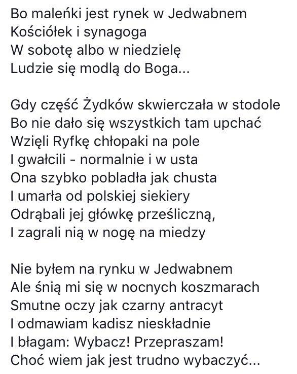 Przemszubartowicz On Twitter Maciej Zembaty Na Rocznicę