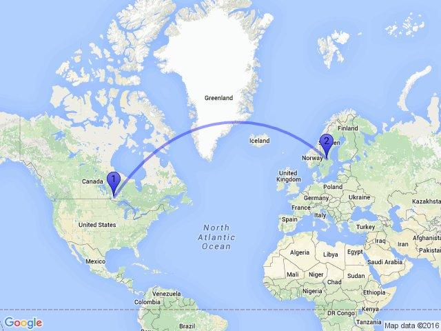 Random Distance On Twitter The Distance Between Oxdrift ON PV - Sweden map distance