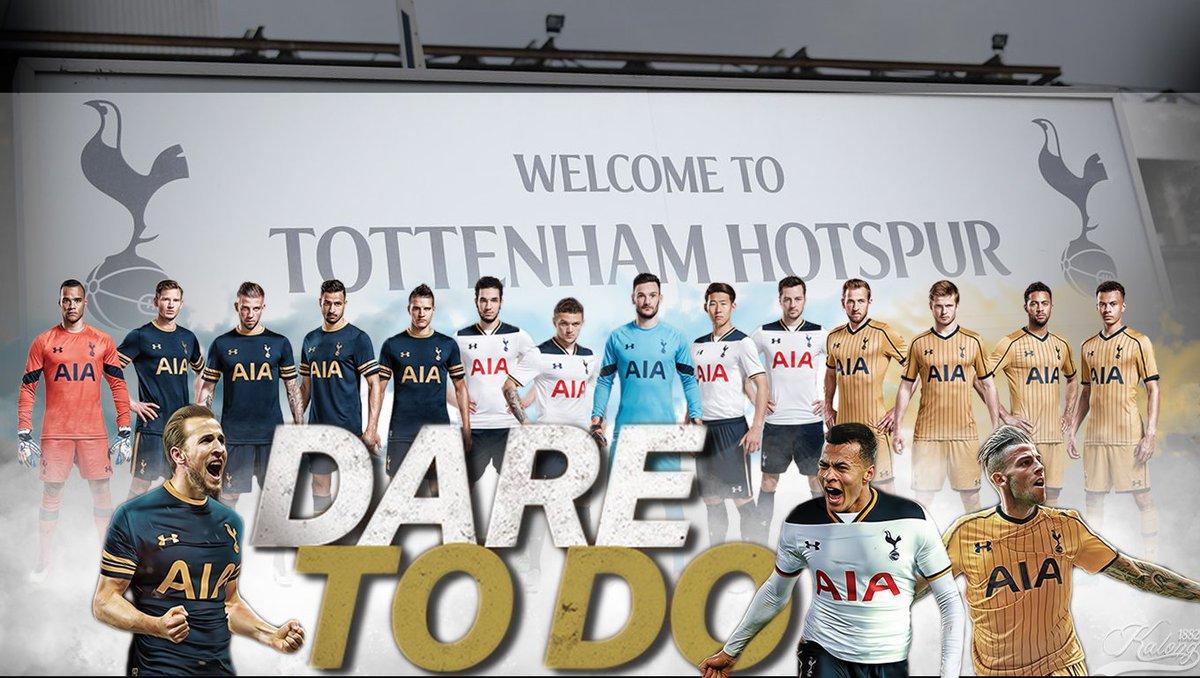 Gumelar Jatnika On Twitter Tottenham New Kits 2016 2017 Design Graphic For Phone And Pc Coys Thfc Daretodo Lockscreen Wallpaper
