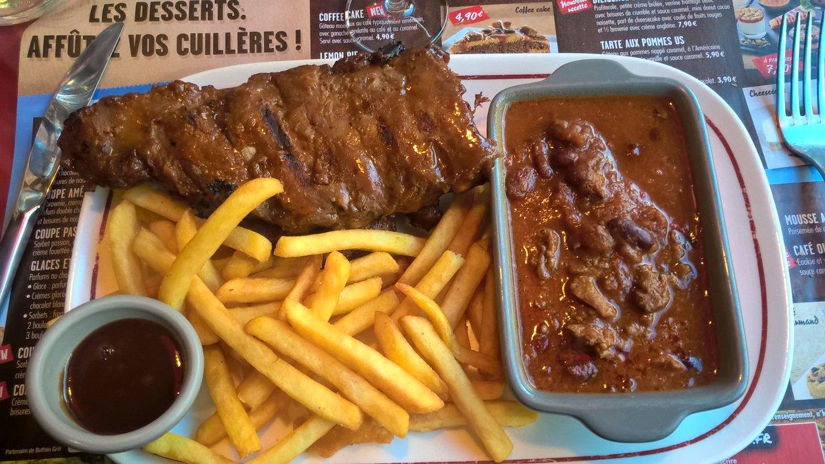 Buffalo grill buffalogrill twitter - Buffalo grill petite foret ...