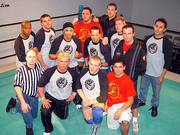 Image result for NJPW Dojo 2004