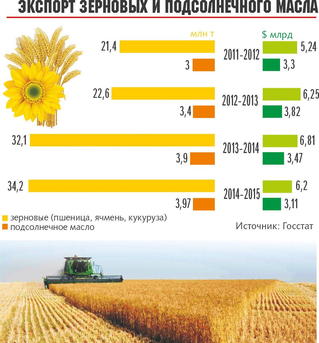 первое место по производству пшеницы занимает