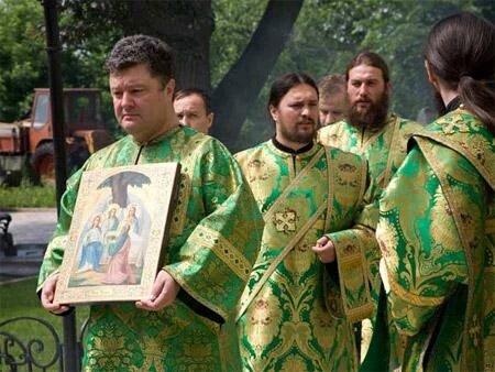 Киевский патриархат призвал духовенство и верующих Московского не участвовать в политических провокациях прокремлевских сил - Цензор.НЕТ 2377