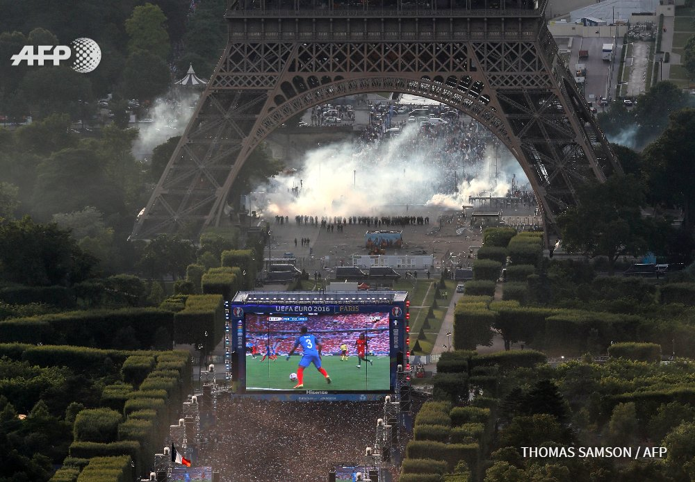 Португалия - Франция. Последний день Евро. Как это было - изображение 7