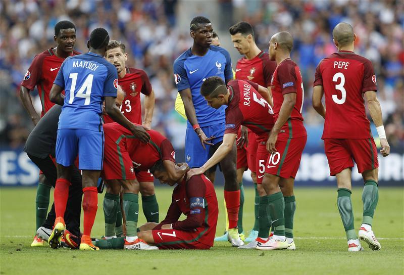 Португалия - Франция. Последний день Евро. Как это было - изображение 10