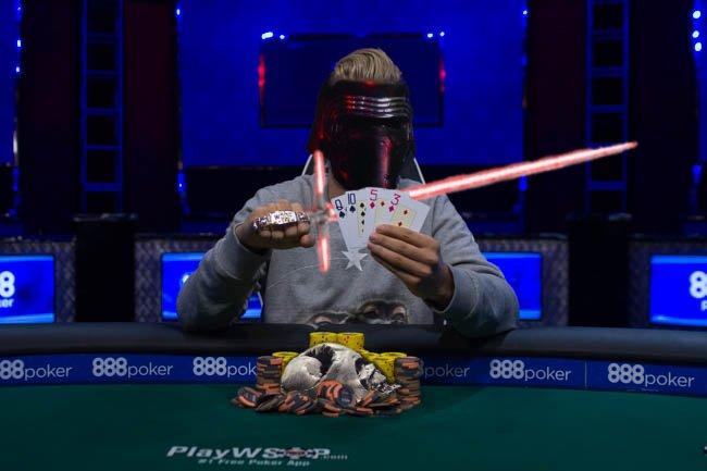 Pokerlistings On Twitter Meet Jens Kyllo Ren Dark Lord Of Plo Master Of The Knights Of Run Good Supreme Commander Of Four Card Poker