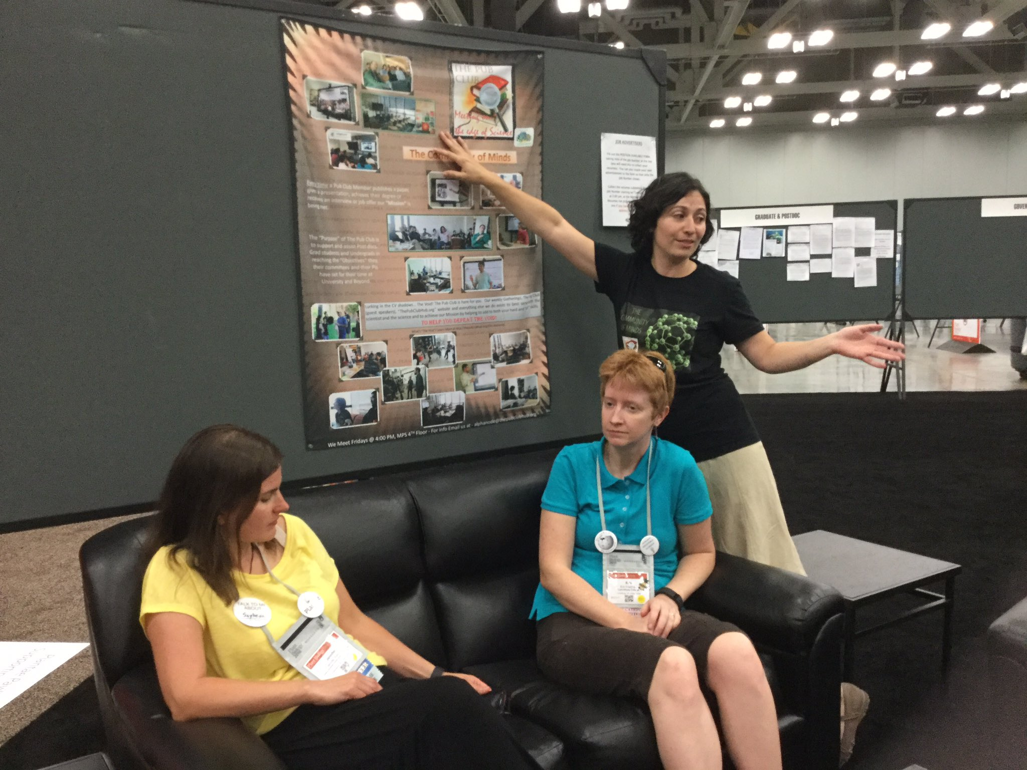 @huotbethany encourages students to begin thinking of their degree as more part of their career #plantbio16 https://t.co/8eNjy08tuo