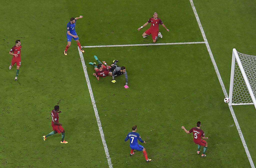 Portugal campeón de Europa tras vencer en la final a Francia