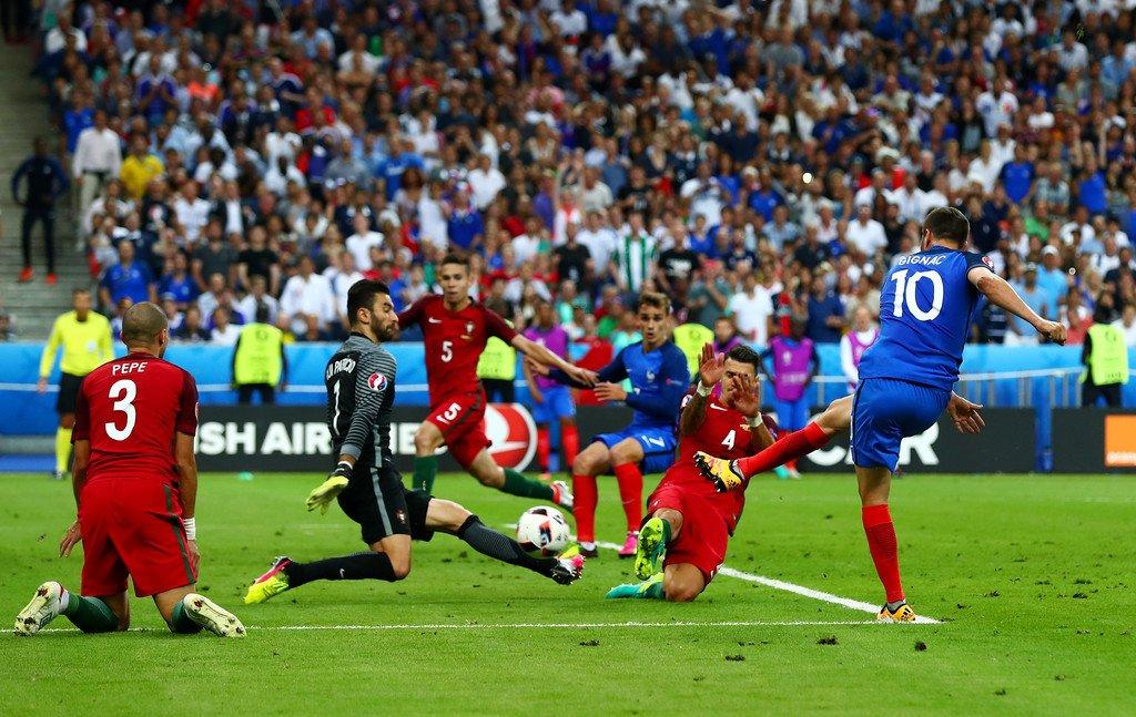 Фотоархив мирового футбола такого эффекта