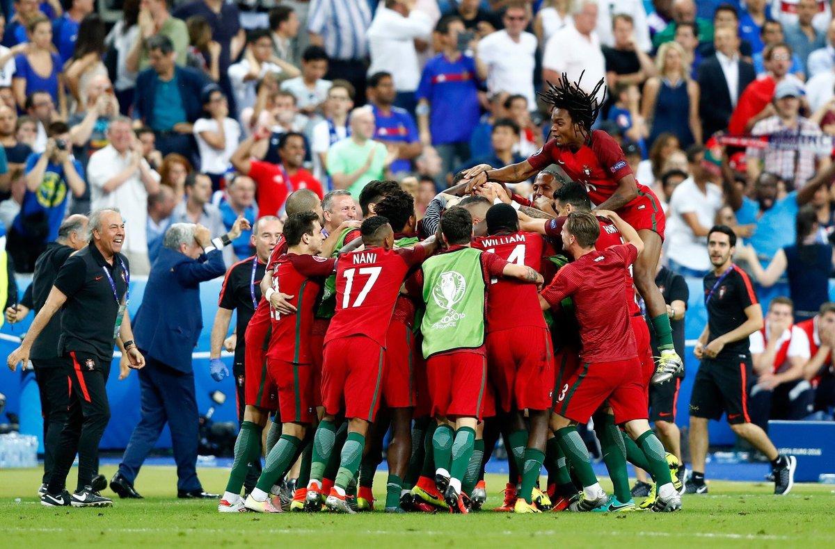 Congratulations Portugal!