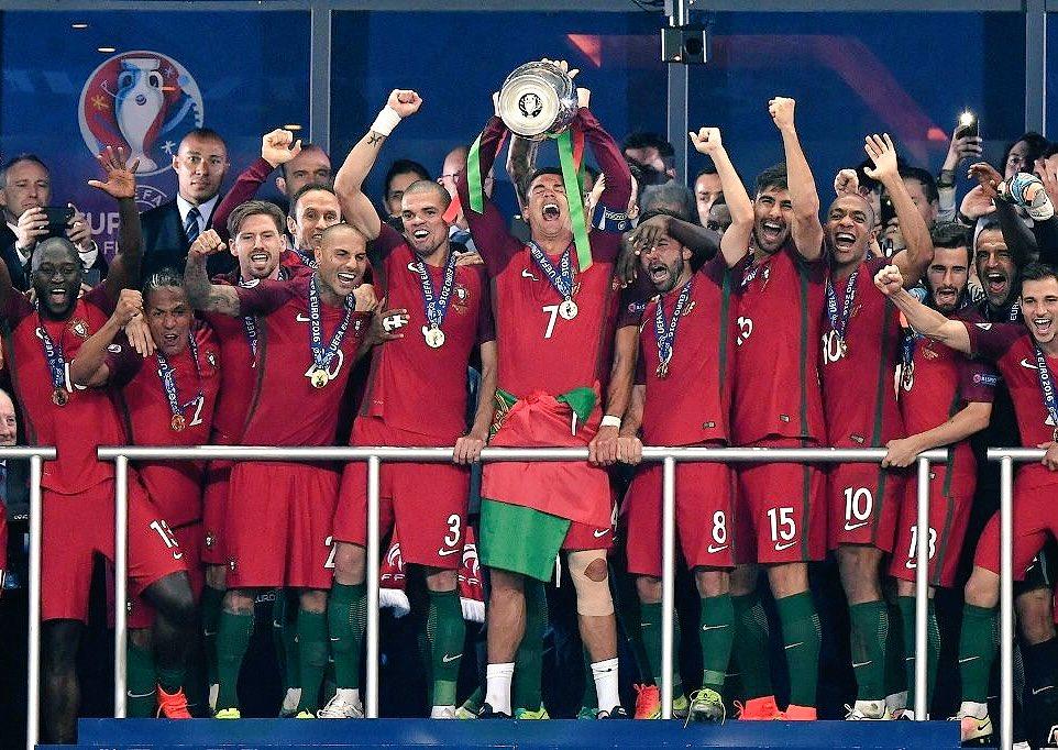 Video: Bồ Đào Nha vs Pháp