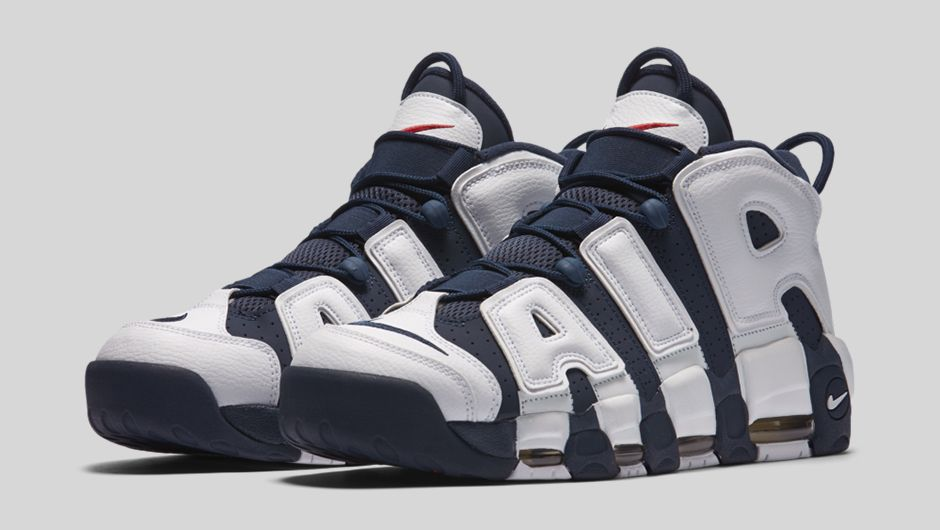 Nike Air More Uptempo launches