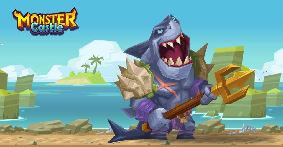 Monster Castle apk android, pc et ios