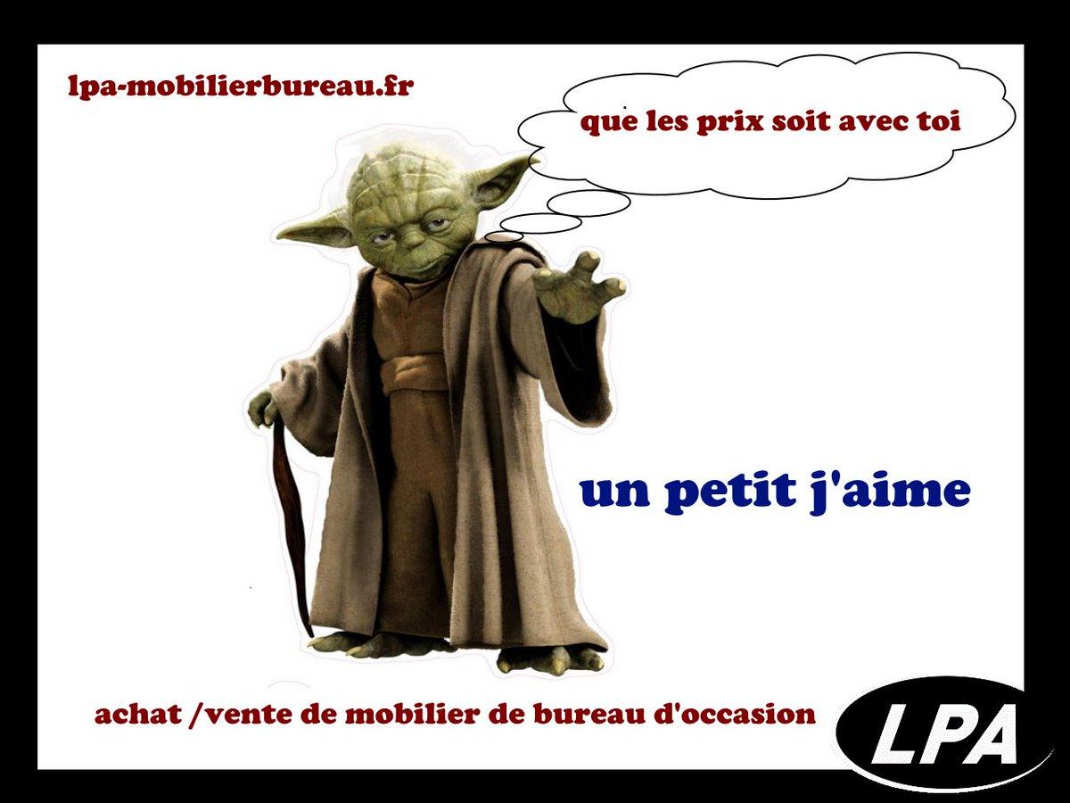 Mobilier de bureau lpa77100 twitter for Mobilier de bureau