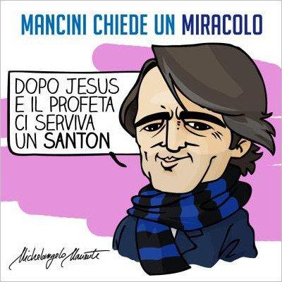 Vignette Divertenti Calcio: Michelangelo Manente in Mostra