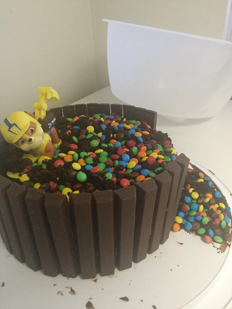 Bourgeois Birthday Cake
