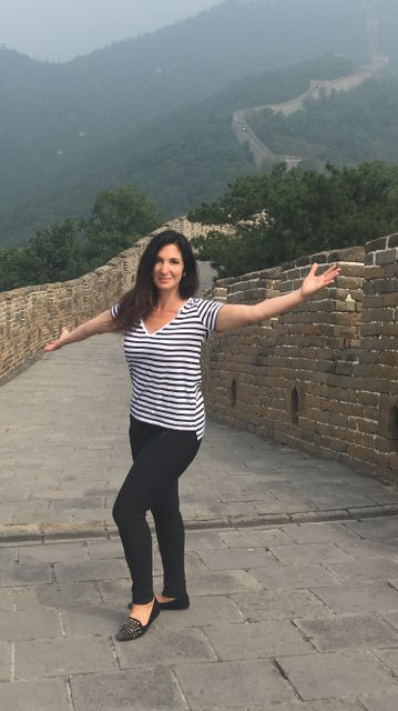 "Thinker >> Nomi Prins on Twitter: ""The Great Wall of China at Mutianyu. An incredible space once used for ..."