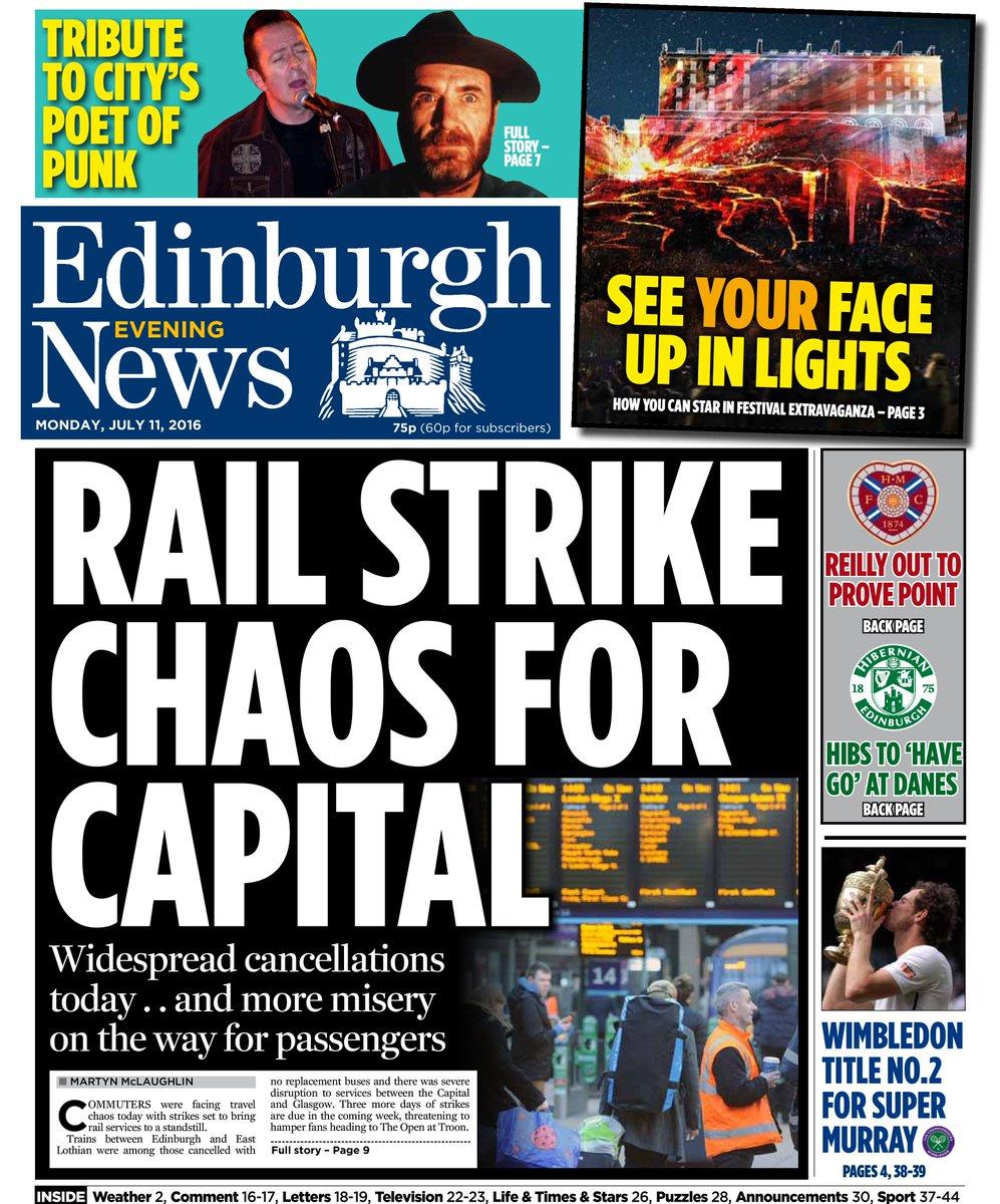 scotrail : Latest News, Breaking News Headlines | Scoopnest