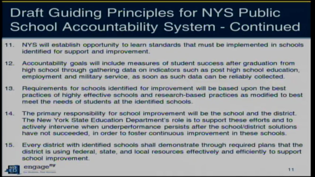 Principles 11-15 on #ESSA @NYSEDNews @NYSPTA @NationalPTA https://t.co/ar8gFiaVbx