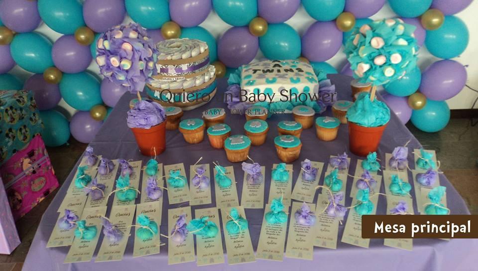 Mesa Principal Baby Shower.Quiero Un Babyshower Qbabyshower Twitter