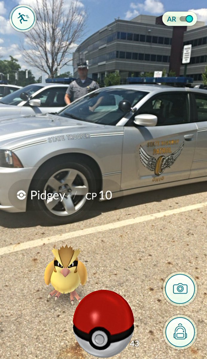 Playing #PokemonGo? Please #DontCatchAndDrive! We know you want to catch 'em all, but do so safely! https://t.co/qaPoJ6fKgm