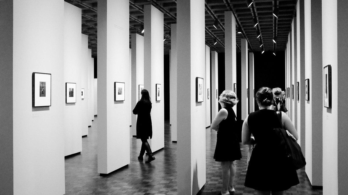 Diane Arbus exhibit at the Met Breuer. All printed by her.2/3 never seen @metmuseum @MetBreuer #dianearbus https://t.co/44kpbb0Jwl