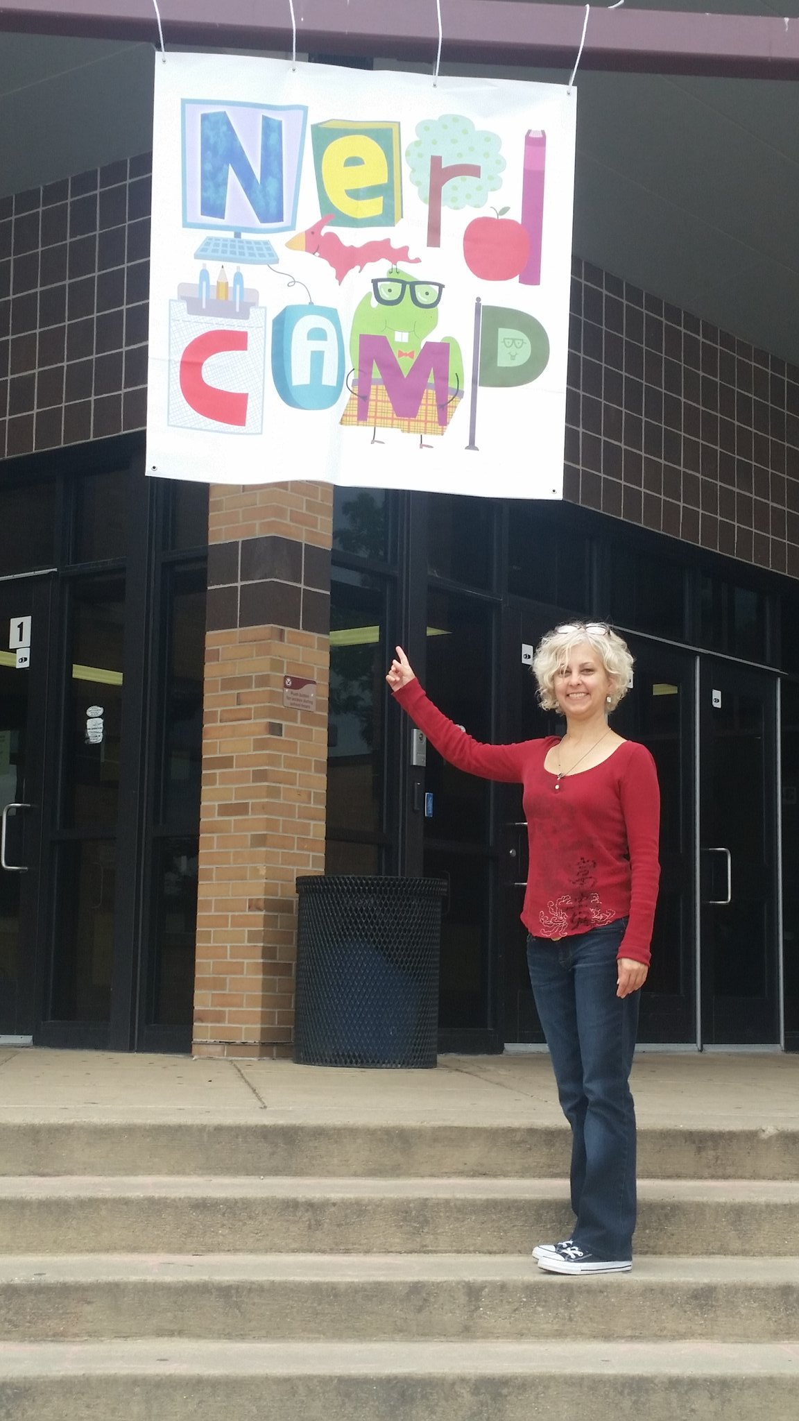 Surprise! #nErDcampMI https://t.co/ABmOPIUcbM