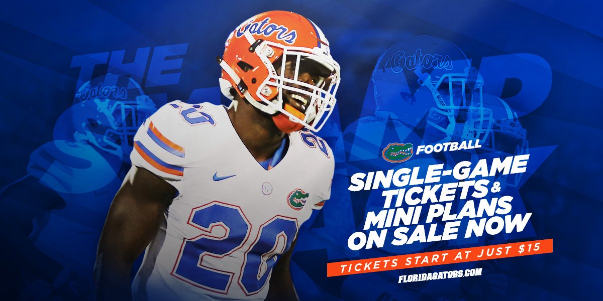 low priced 6bcc0 4aa83 Gators Football on Twitter: