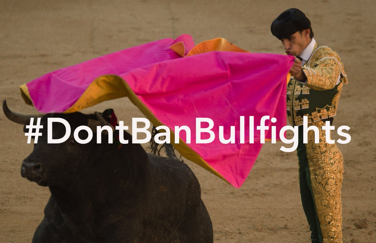 The Tylt On Twitter Picasso Hemingway Saw Bullfights As Essential To Spanish Heritage RT DontBanBullfights Tco AV6ltAhqop