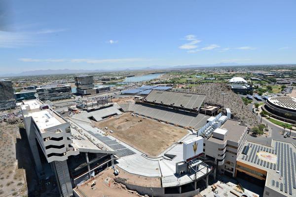Seven Sustainable Reasons Why Sun Devil Stadium is a Winner https://t.co/dllwIeM1Ba https://t.co/mH6hgRPTZX