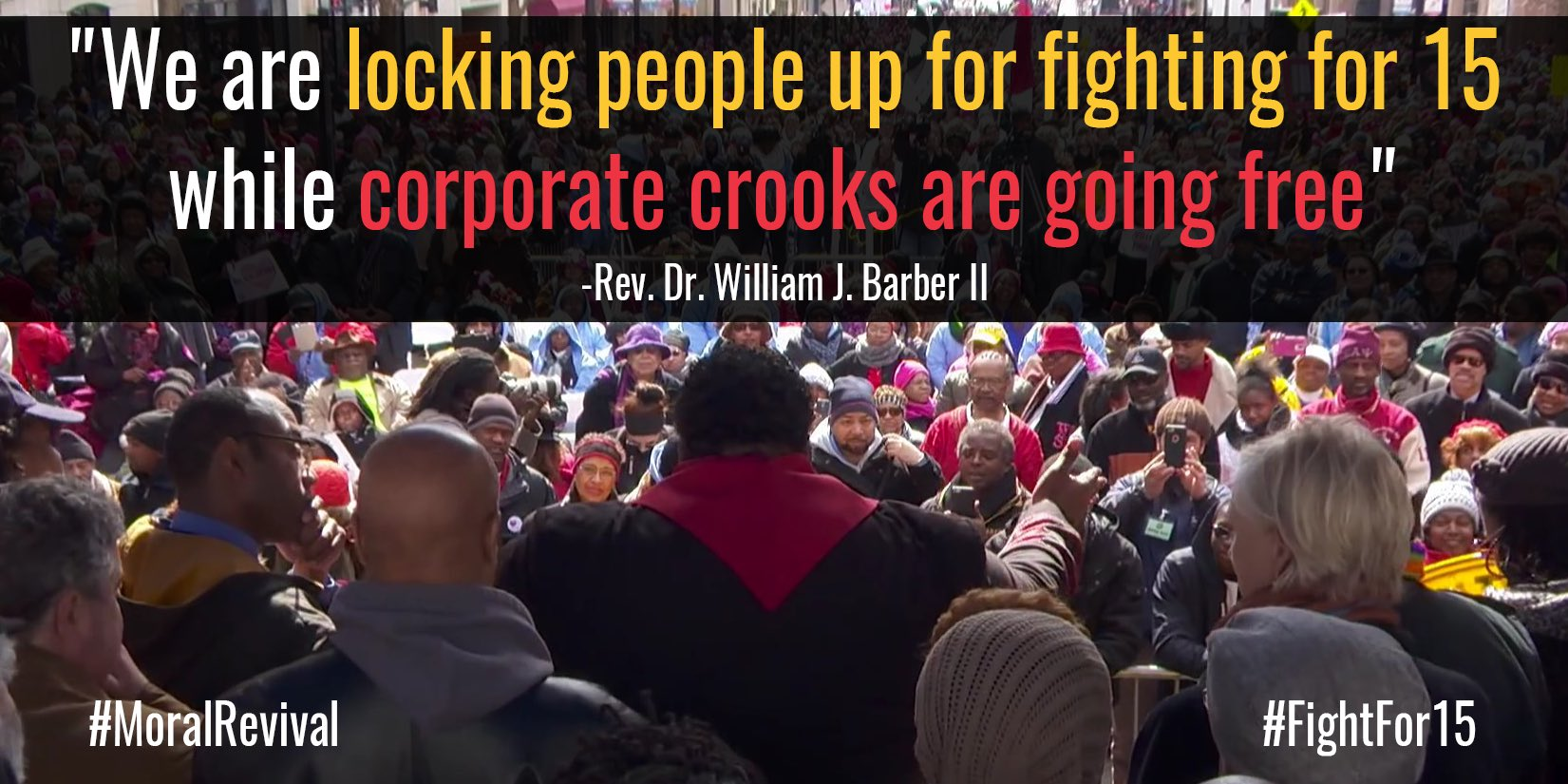 .@RevDrBarber will be at the #FightFor15 National Convention this week https://t.co/BWbtosAcmx https://t.co/QdCudvbLXu