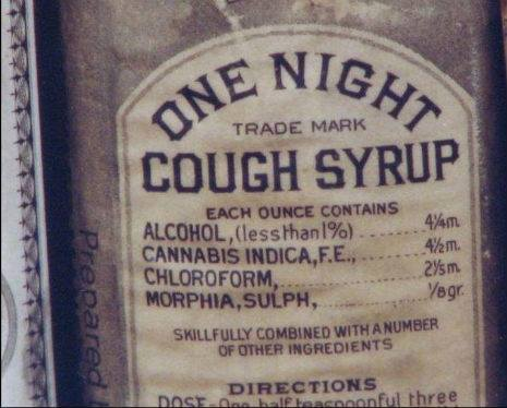This stuff looks like it will take away more than just your cough. Like...memories, inhibitions, stomach lining... https://t.co/3I7v6GMLBL