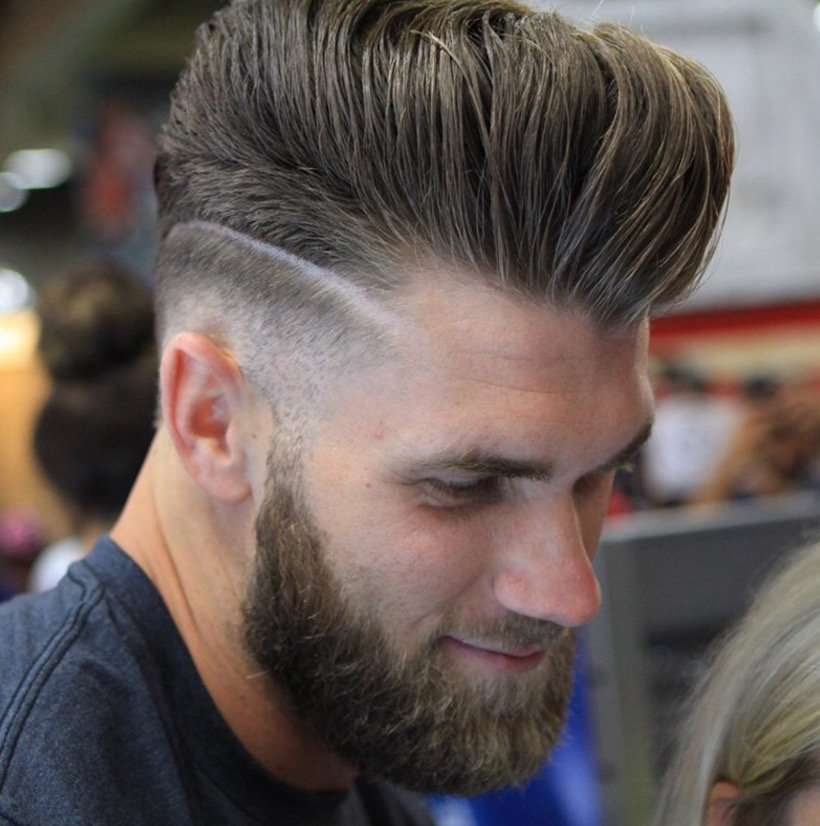 Bryce Harper S Haircut Looking Like The All Thebachelorette Contestants Have Just On Steroid Twitter L75onqcuhv
