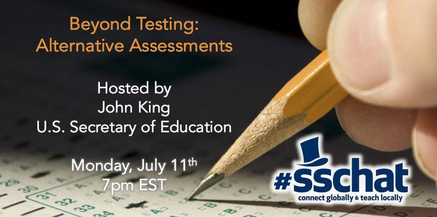 Good evening, everyone. Excited to join #sschat to discuss ways to #testbetter. https://t.co/HJ2DNW2UYo