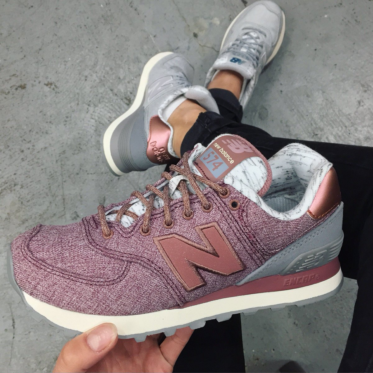 detailed images limited sale choose authentic New Balance Vancouver on Twitter: