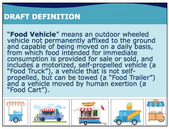 "What is a ""Food Vehicle""? https://t.co/R6KlgZBTy6"