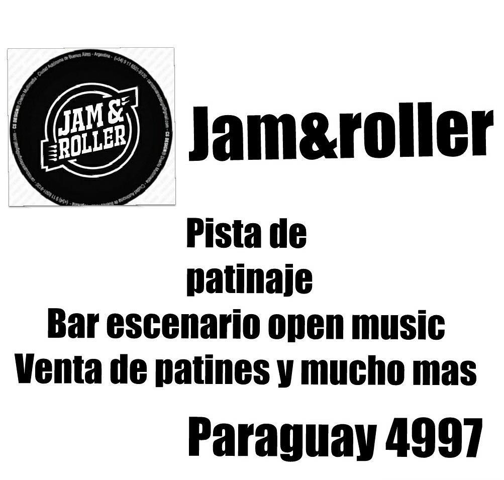 & aires argentina jam roller buenos Jam