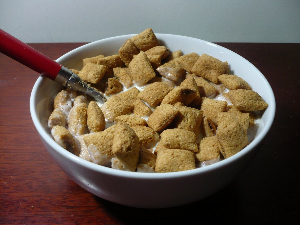 No Limits On Twitter Rt Si Cereal De Flips Fav Si