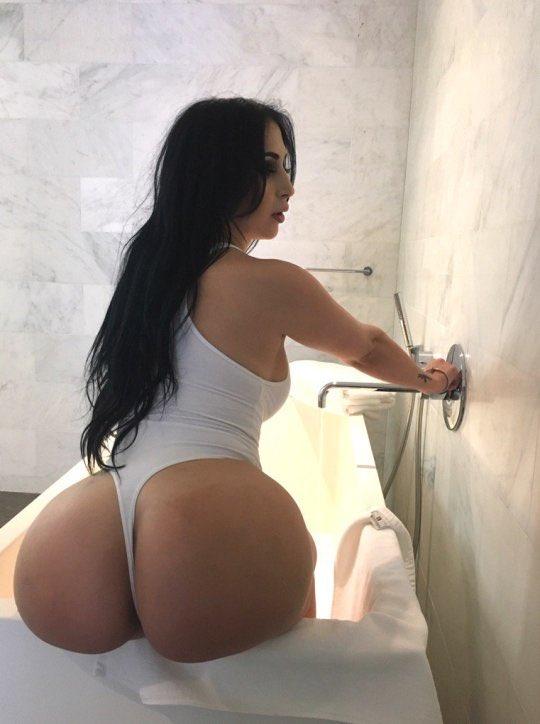 Big Wet Latina Butts