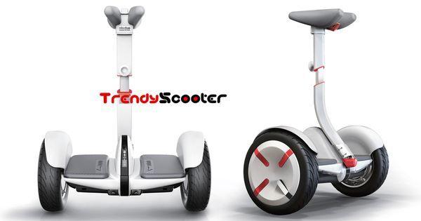 NineBot Segway Self Balancing Scooter