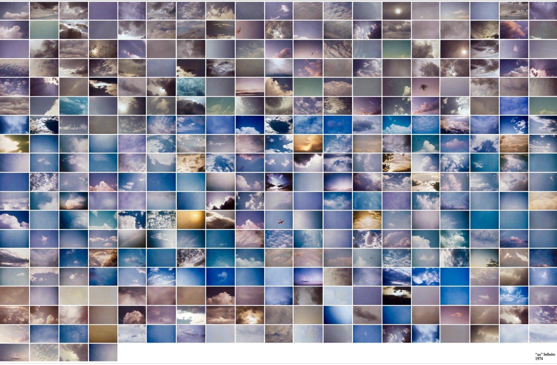 Le mille nuvole di Luigi Ghirri...  Per #DonneInArte #TraLeNuvole https://t.co/anlQgKWVP0