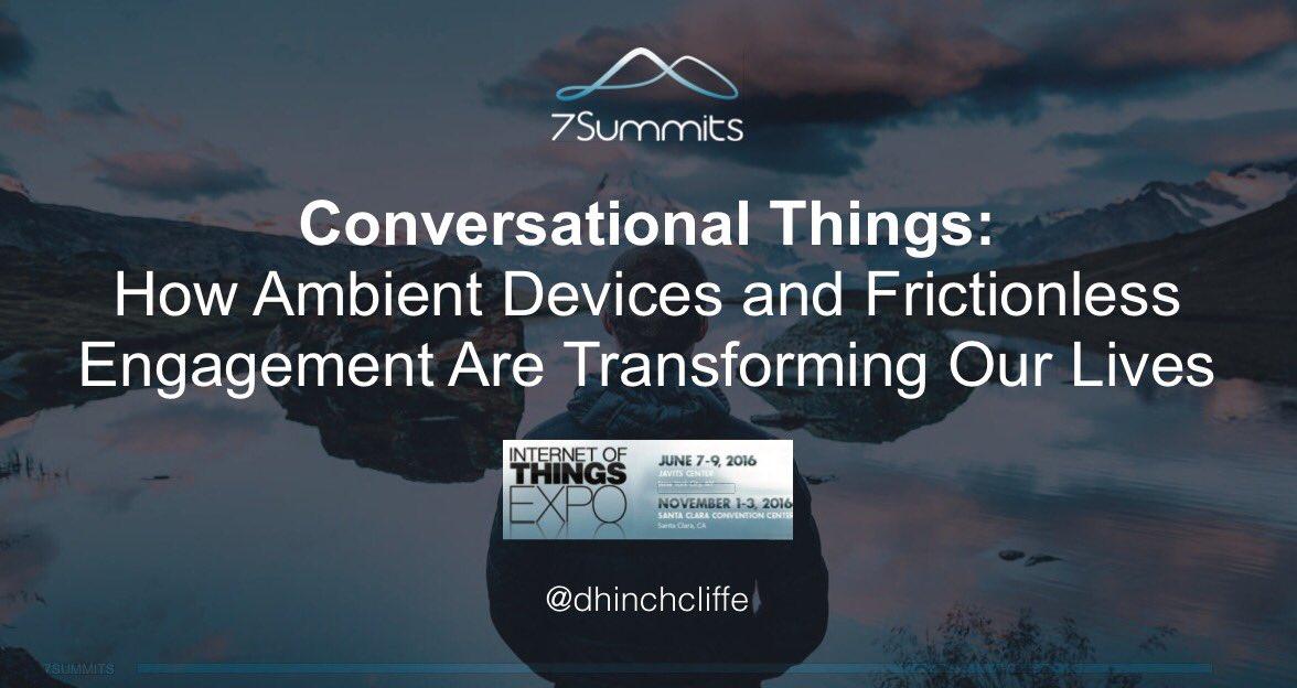Day 3 Keynote at @ThingsExpo