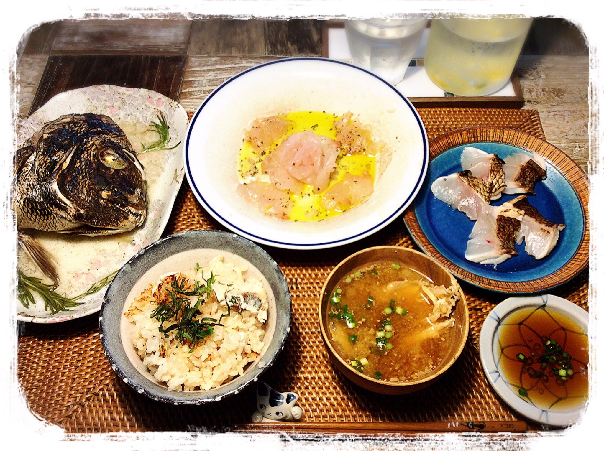 野島さん料理
