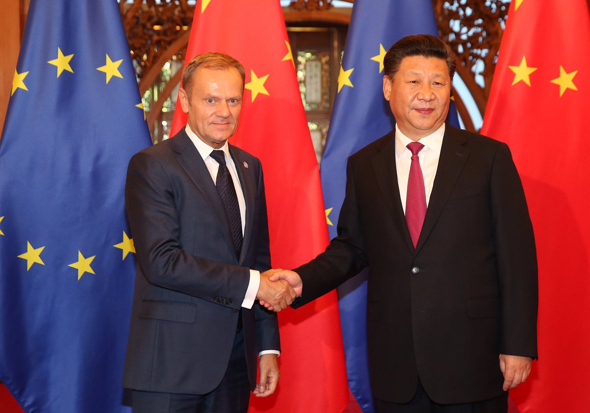 EU warns China about ignoring verdict