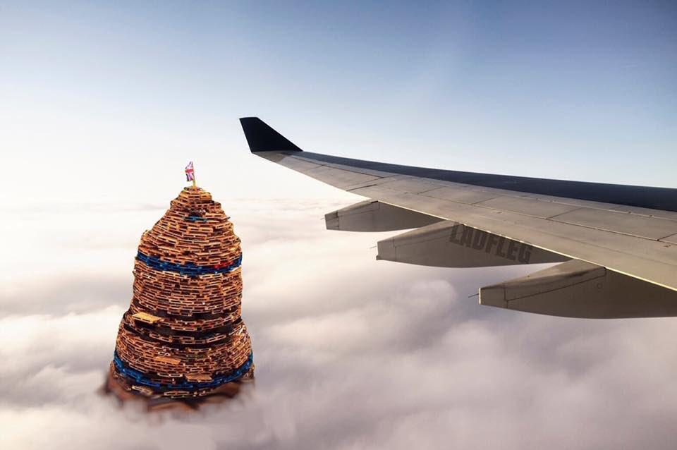 Love flying home - ahhhhhh bliss. @VisitBelfast  (via LAD) https://t.co/vXMfQn1mRT