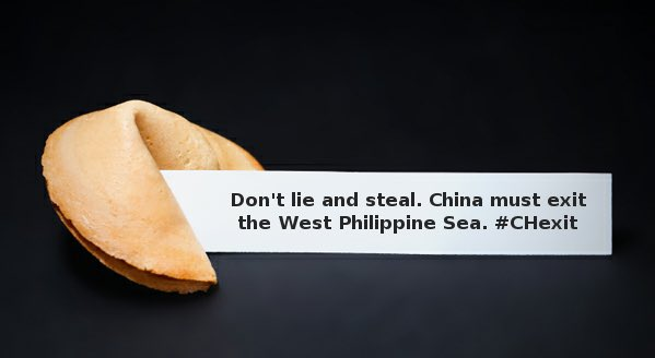 Today's fortune cookie says #CHexit: https://t.co/U5jmEjndQk
