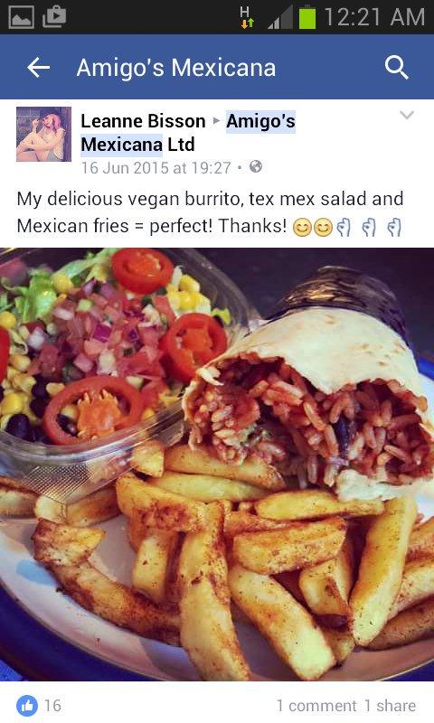Amigos mexicana basildon